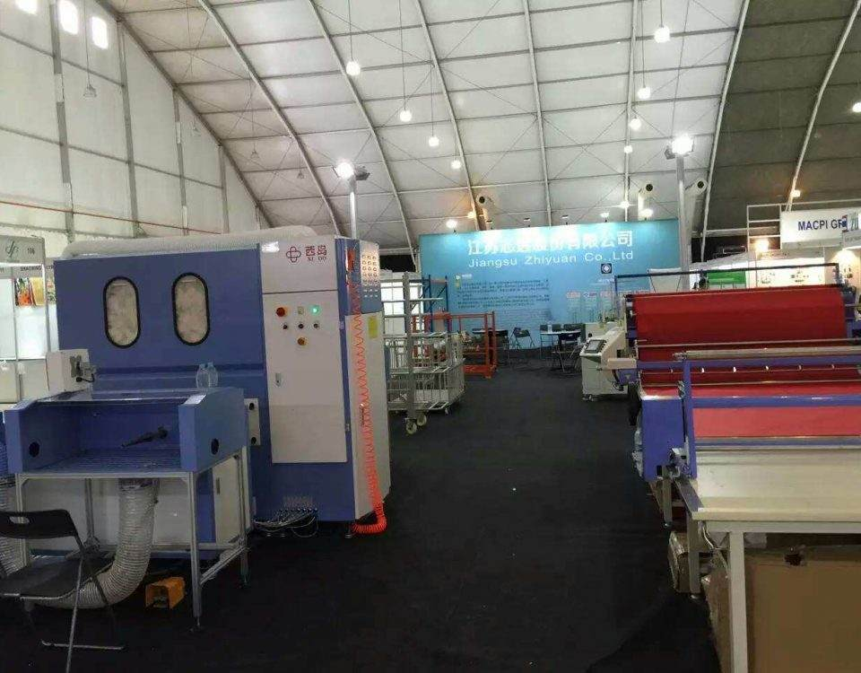 XIDO Machine Attend the 5th Myanmar Int'l Textile & Garment Industry Exhibition